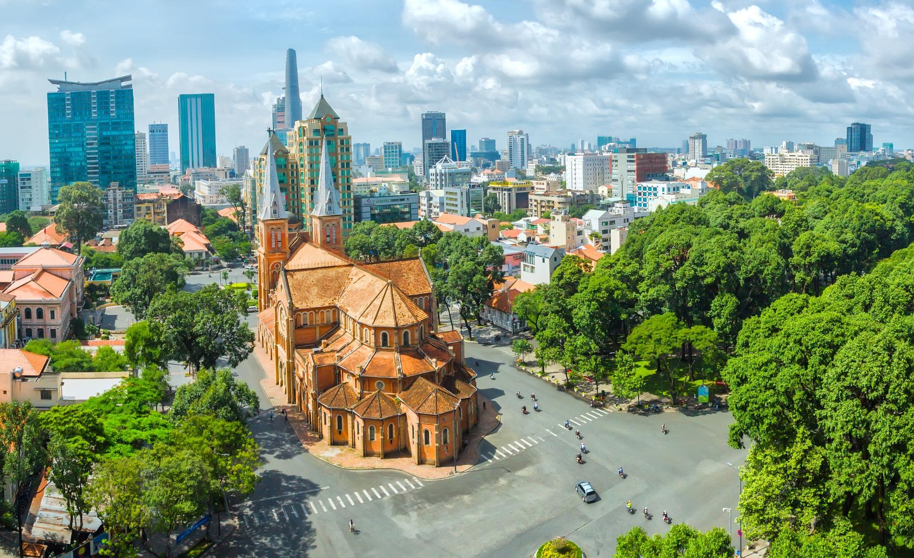 5 bezienswaardigheden in Ho Chi Minh City