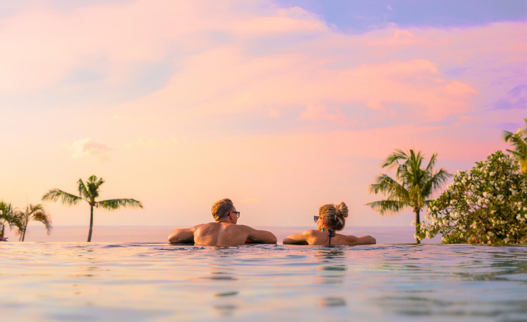 Honeymoon! 6 prachtige bestemmingen voor jouw avontuurlijke en relaxte huwelijksreis